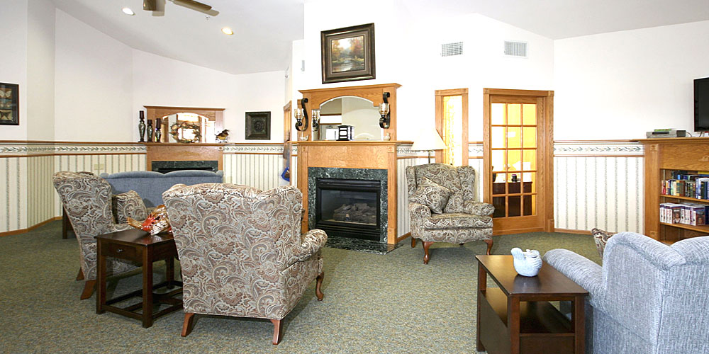 Portage Living Room