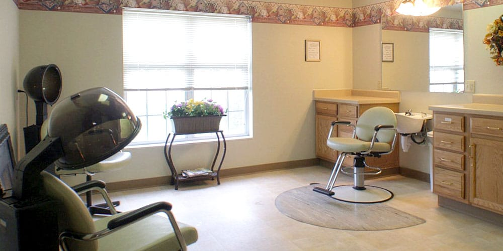 Richland Center Memory Care Salon